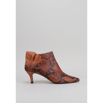 Sapatos Mulher Botas baixas Rt By Roberto Torretta BELEN Castanho