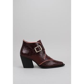 Sapatos Mulher Botins Rt By Roberto Torretta MICAELA Vermelho