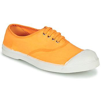 Sapatos Mulher Sapatilhas Bensimon TENNIS LACET Laranja