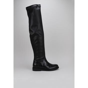 Sapatos Mulher Botas altas Roberto Torretta  Preto