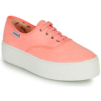 Sapatos Mulher Sapatilhas Victoria DOBLE FLUO Coral