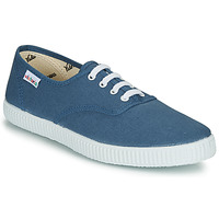 Sapatos Sapatilhas Victoria INGLESA LONA Azul