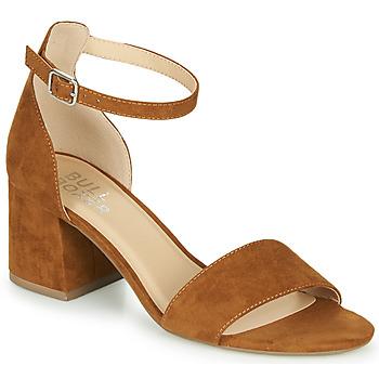Sapatos Mulher Sandálias Bullboxer 039001F2T Castanho