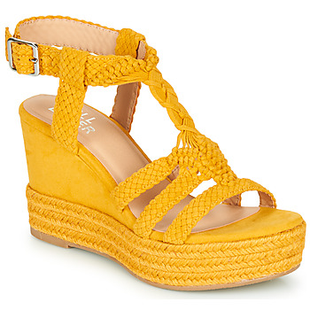 Sapatos Mulher Sandálias Bullboxer 175018F2T Amarelo