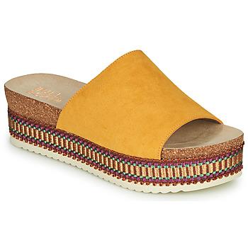 Sapatos Mulher Chinelos Bullboxer 886014F1TAMUST Laranja