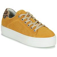Sapatos Mulher Sapatilhas Bullboxer 987033E5C Amarelo