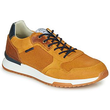 Sapatos Homem Sapatilhas Bullboxer TANIA Amarelo
