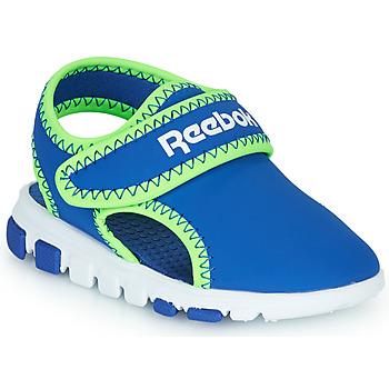 Sapatos Rapaz Sandálias Reebok Sport WAVE GLIDER III Azul / Verde
