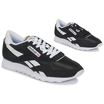Sapatos Sapatilhas Reebok Classic CL NYLON Preto