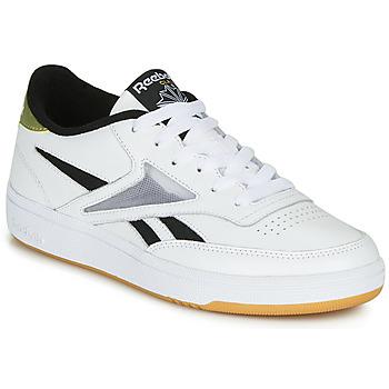 Sapatos Mulher Sapatilhas Reebok Classic CLUB C REVENGE MARK Branco / Ouro