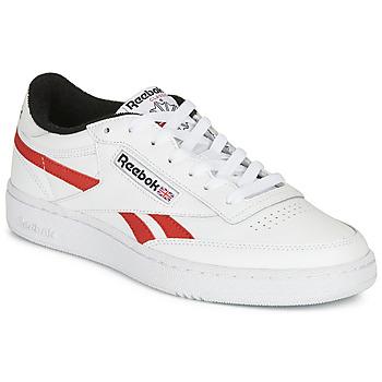 Sapatos Sapatilhas Reebok Classic CLUB C REVENGE MU Branco / Vermelho