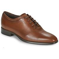 Sapatos Homem Richelieu Carlington MINEA Conhaque