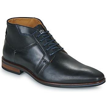 Sapatos Homem Botas baixas Carlington JESSY Preto