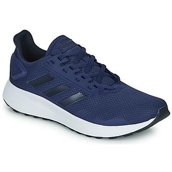 Sapatos Homem Sapatilhas de corrida adidas Performance DURAMO 9 Azul