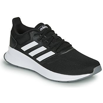 Sapatos Mulher Sapatilhas de corrida adidas Performance RUNFALCON Preto / Branco