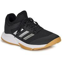 Sapatos Homem Sapatilhas de ténis adidas Performance COURT TEAM BOUNCE M Preto / Branco