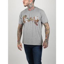 Textil Homem T-Shirt mangas curtas Gas T-SHIRT