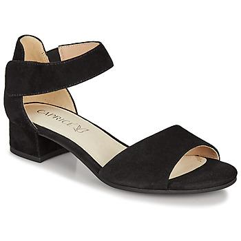 Sapatos Mulher Sandálias Caprice BESSINA Preto