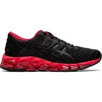 Sapatos Criança Sapatilhas de corrida Asics Baskets enfant  Gel-Quantum 360 5 noir/rouge/noir