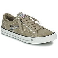 Sapatos Homem Sapatilhas Dockers by Gerli 30ST027-450 Cáqui