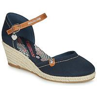 Sapatos Mulher Sandálias Dockers by Gerli 36IS210-667 Marinho