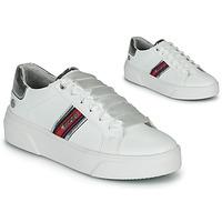 Sapatos Mulher Sapatilhas Dockers by Gerli 46BK204-591 Branco