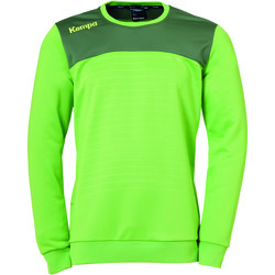 Textil Sweats Kempa Sweatshirt  Emotion 2.0 vert