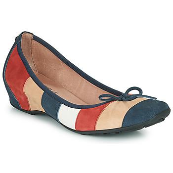Sapatos Mulher Sabrinas Mam'Zelle FLUTE Azul / Bege / Bordô