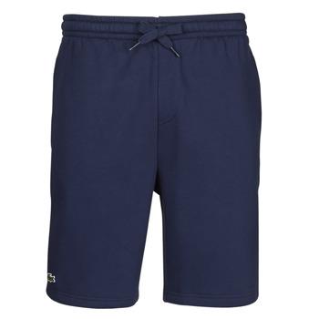 Textil Homem Shorts / Bermudas Lacoste AYCHA Marinho