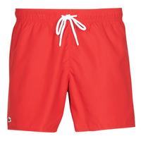 Textil Homem Fatos e shorts de banho Lacoste JEANNAH Vermelho