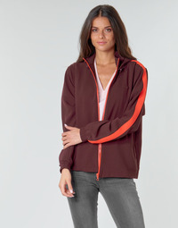 Textil Mulher Sweats Lacoste AMINA Bordô