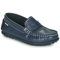 Sapatos Rapaz Mocassins Pablosky  Marinho