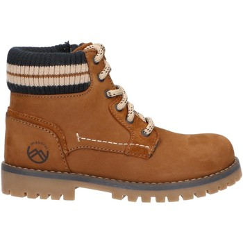 Sapatos Rapaz Botas baixas Mayoral 44069 Marr?n