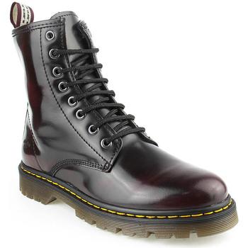 Sapatos Mulher Botas baixas Alex L Boot Lady Bordo