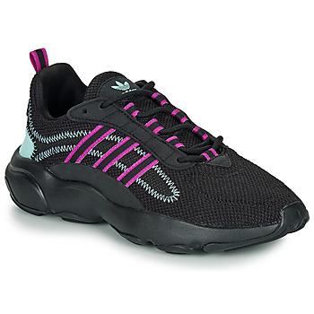 Sapatos Mulher Sapatilhas adidas Originals HAIWEE W Preto / Violeta