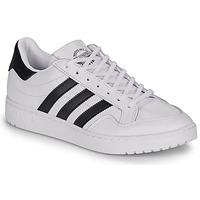 Sapatos Sapatilhas adidas Originals MODERN 80 EUR COURT Branco / Preto