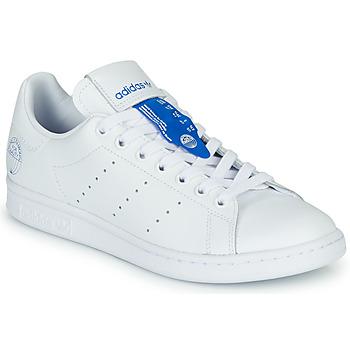 Sapatos Sapatilhas adidas Originals STAN SMITH Branco