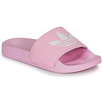 Sapatos Mulher chinelos adidas Originals ADILETTE LITE W Rosa