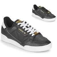 Sapatos Mulher Sapatilhas adidas Originals CONTINENTAL 80 Preto
