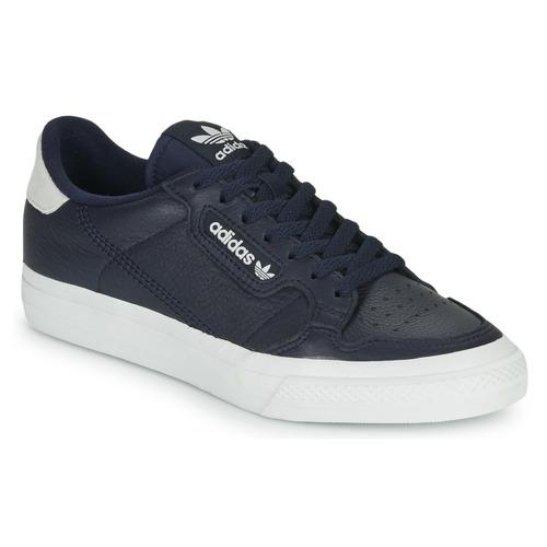 Sapatos Sapatilhas adidas Originals CONTINENTAL VULC Azul