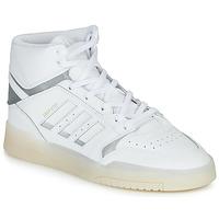Sapatos Homem Sapatilhas de cano-alto adidas Originals DROP STEP Branco