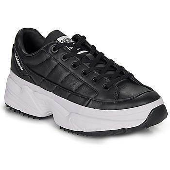 Sapatos Mulher Sapatilhas adidas Originals KIELLOR W Preto