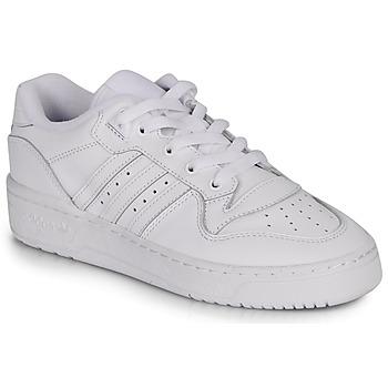 Sapatos Mulher Sapatilhas adidas Originals RIVALRY LOW W Branco