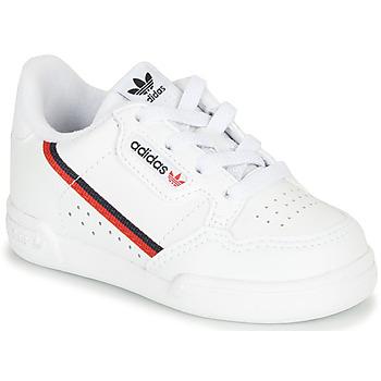 Sapatos Criança Sapatilhas adidas Originals CONTINENTAL 80 I Branco