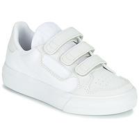Sapatos Criança Sapatilhas adidas Originals CONTINENTAL VULC CF C Branco / Bege