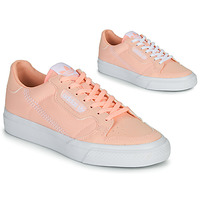 Sapatos Rapariga Sapatilhas adidas Originals CONTINENTAL VULC J Rosa