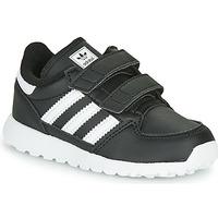 Sapatos Criança Sapatilhas adidas Originals FOREST GROVE CF I Preto
