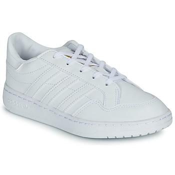 Sapatos Criança Sapatilhas adidas Originals Novice C Branco