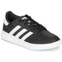 Sapatos Criança Sapatilhas adidas Originals Novice C Preto / Branco