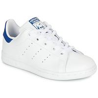 Sapatos Criança Sapatilhas adidas Originals STAN SMITH C Branco